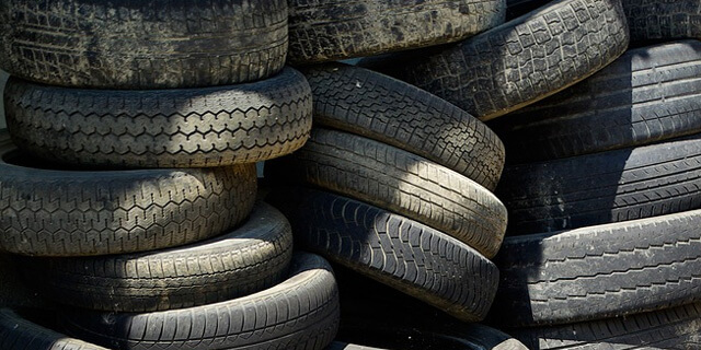 Waste Tyres