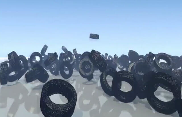 Thermodynamic Reprocessing Machine - Recycling Tires